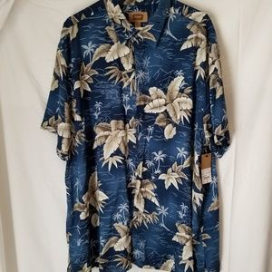 Foundry Hawaii shirt  2XL